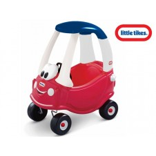Bērnu Stumjama Mašīna Little Tikes Cozy Coupe - Royal ( Red/White/Blue) 172502