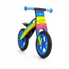 Balance velosipēdu Mills Mall 15 Rainbow King