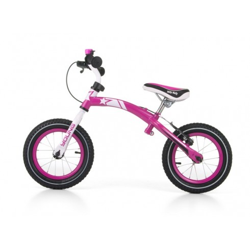 Balance velosipēdu Milly Mally Young